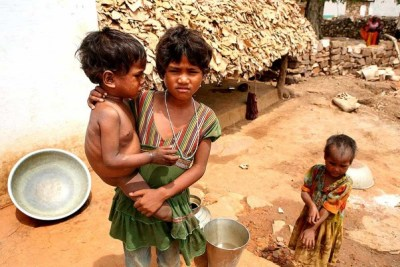 What Does India Weigh On The Malnutrition Scale?