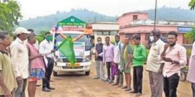 Millet Mission a success in Gajapati