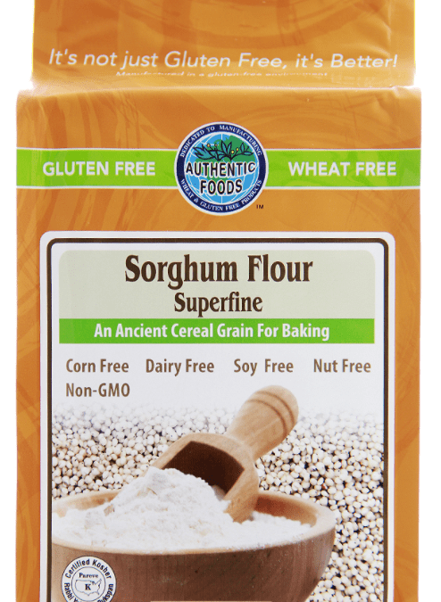 Sorghum Flour Superfine by Authentic Foods