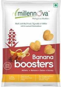 Baana Boosters by Millenova Foods