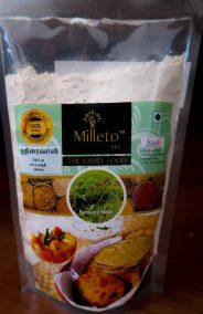 Barnyard Millet Chapati Mix by Milleto, Adhisurya Foods