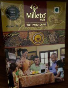 Chocolate Malt by Milleto, Adhisurya Foods