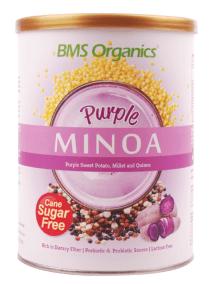 Purple Minoa by BMS Organics, FMC Greenland