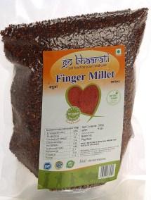 Finger Millet by Go Bhaarati