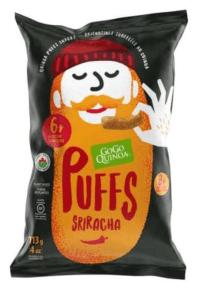 Sriracha Puffs by Gogo Quinoa