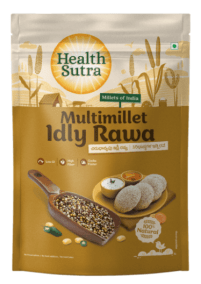 Multimillet Idly Rava by Health Sutra, Fountainhead Foods