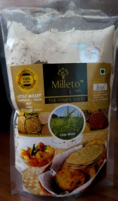 Little Millet Chapati Mix by Milleto, Adhisurya Foods