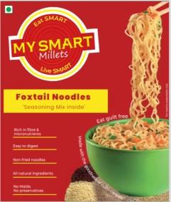 Foxtail Millet Noodles by My Smart Millets