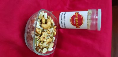 Masala Trail Mix – Spicy by My Smart Millets