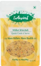 Millet Khichidi by EarthSpired, Mrida Group