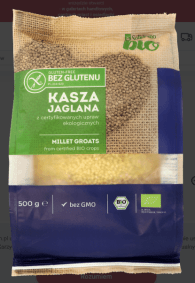 Millet groats by Soligrano