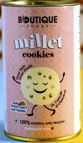 Millet Cookies by Boutique Foods