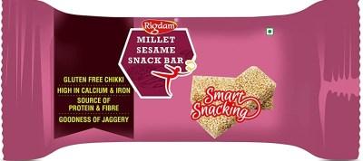Millet Sesame Snack Bar by Rigdam