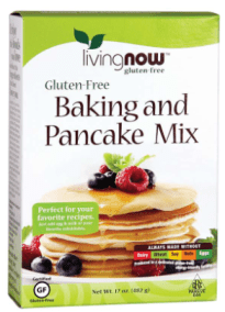 Baking and Pancake Mix by Now Foods