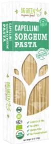 Organic Capellini Sorghum Pasta by BGreen Foods
