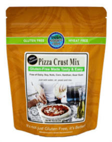 Pizza Crust Mix by Authentic foods