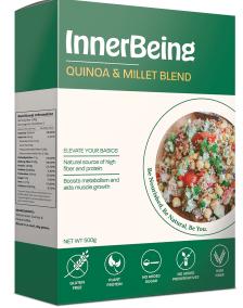 Quinoa Millet Blend by InnerBeing