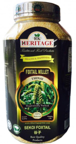 Foxtail Millet by RK Heritage
