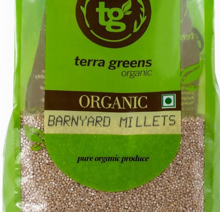 Barnyard Millet by Terra Greens