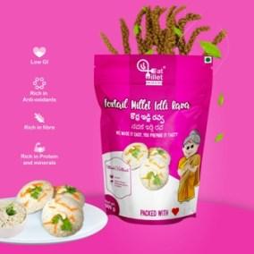 Foxtail Millet Idli Rava by Eat Millet, Coastal Foods