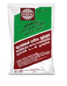 Noodles with Kurakkan (Finger Millet) by Harischandra