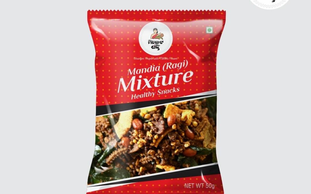 Finger Millet Mixture by Millet Shakti