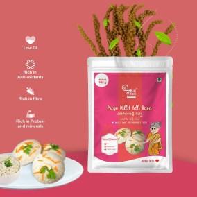 Proso Millet Idly Rava by Eat Millet, Coastal Foods