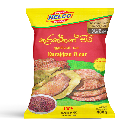 Kurakkan (Finger Millet) Flour by Nelco