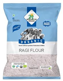 Ragi Flour by 24 Mantra