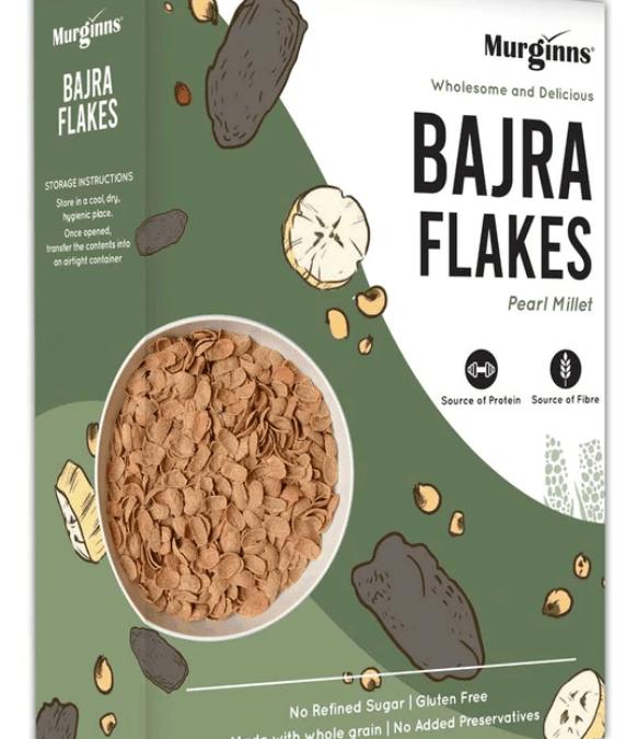 Bajra Flakes by Murginns