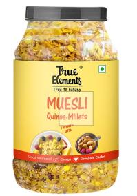 Muesli Quinoa Millets by True Elements