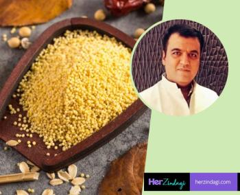 Celebrity Master Chef Kaviraj Tells How Millets Boost Health In Different Ways