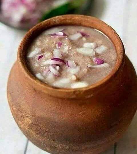 Salted 'Ragi Ambli' – A Delicious 'Desi Sumner Drink' Of Telangana