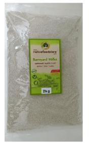 Barnyard Millet by Native Food Store