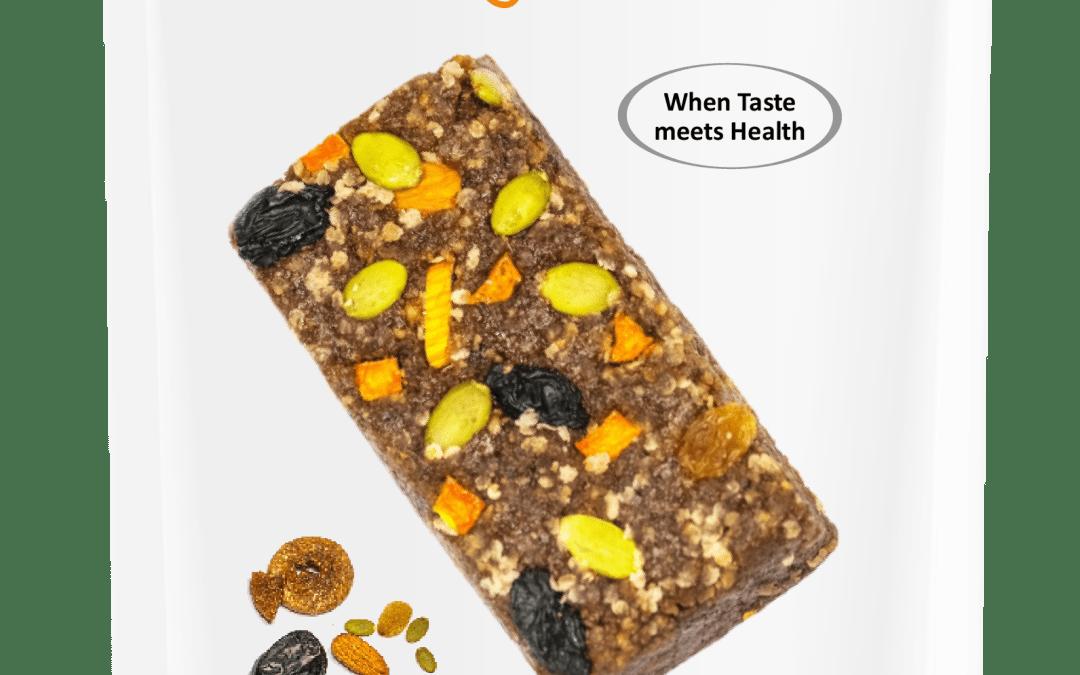 Millet Bites Orange Date by OGMO