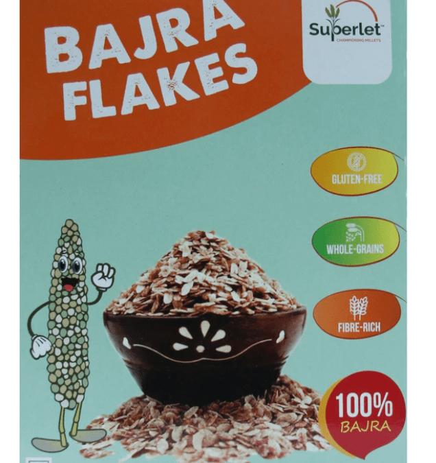Bajra Flakes by Superlet