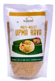 Multi MIllet Upma Rava by Superlet