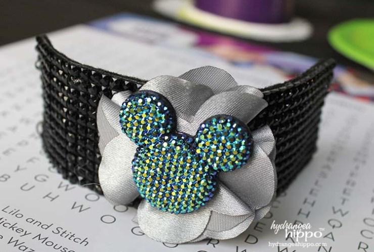 Easy Disney Bracelet for Disneyland 60th Anniversary