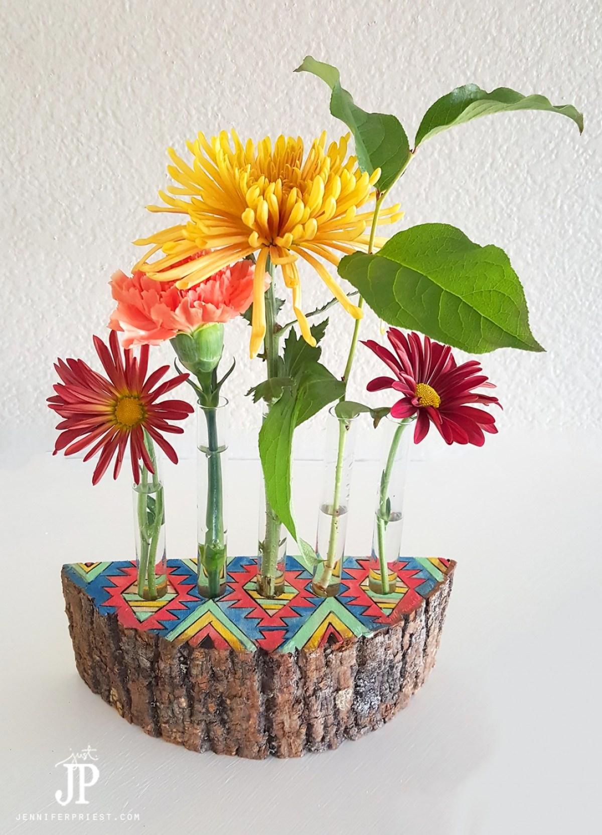 DIY-Test-Tube-Vase-in-Wood-Slab-JPriest