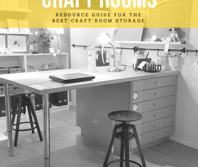 Ikea Inspired Craft Rooms Ebook Free Download Check Out The Ikea Craft Rooms On