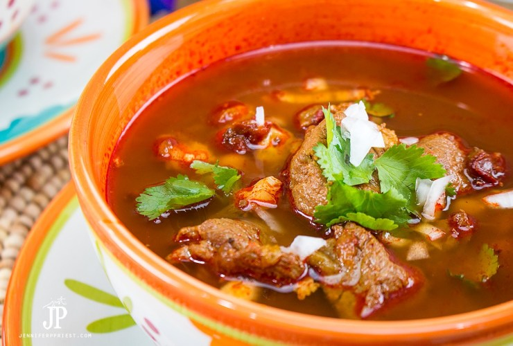 Homemade Pozole Recipe – Gathering Around the Table for Las Posadas