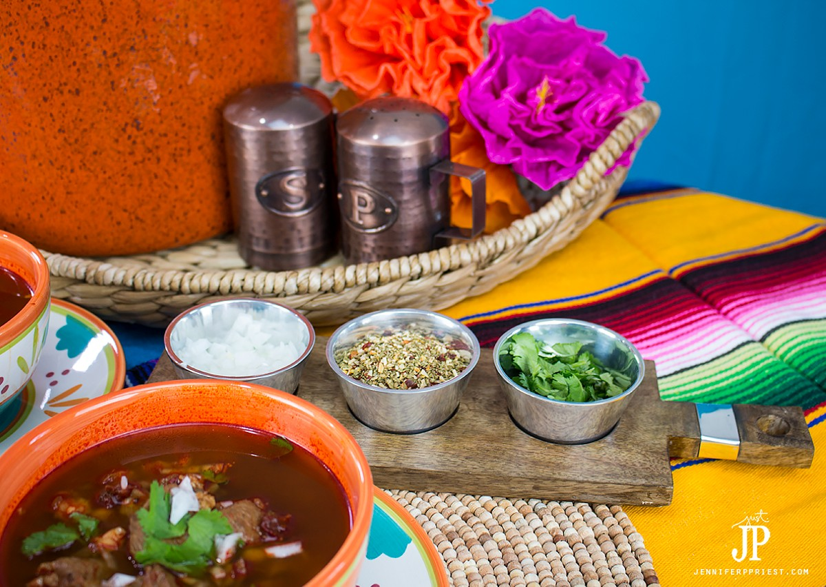 POZOLE RECIPE for Las Posadas - this lasted only one day in my house! I love how this pozole looks in these gorgeous bowls from @JCPenney. Get the recipe and see how to spruce up your home for guests this holiday season: https://www.smartfundiy.com/?p=19975 #JoyWorthGiving #SoWorthIt #HazValerTusPenneys [AD]