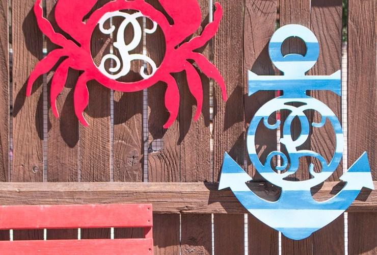 DIY Cape Cod Summer Decor #CraftCollab