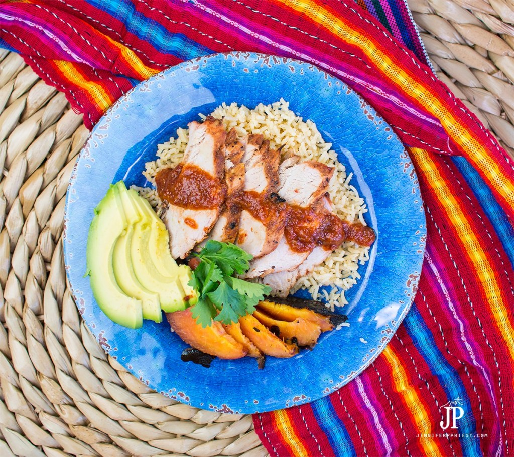 Need new grilling recipes this summer? Try this YUMMY Chamoy Pork Loin recipe from Xaver Priest for jenniferppriest.com