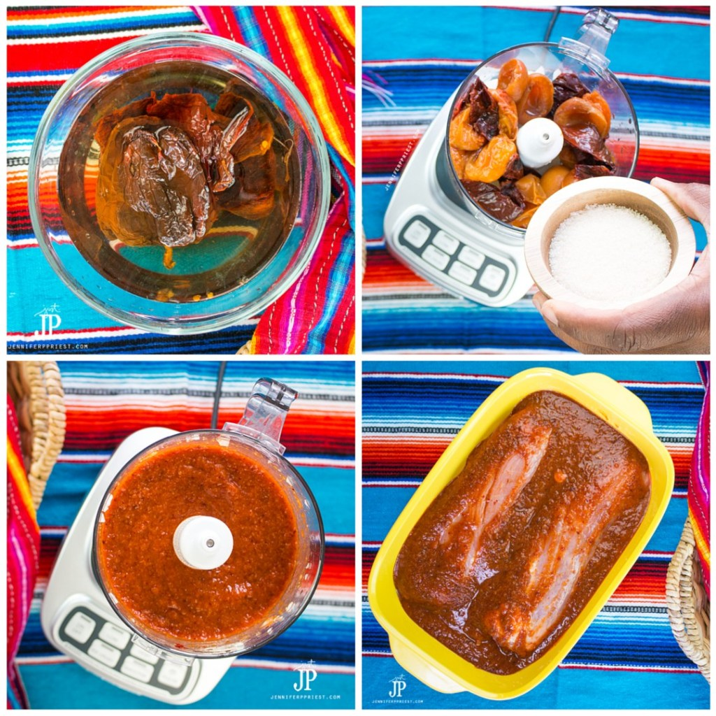 Grilled Chamoy Pork Loin by Xaver Priest for jenniferppriest - Steps