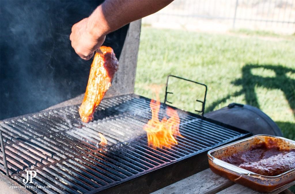 Place-the-pork-loin-on-a-hot-grill-jenniferppriest