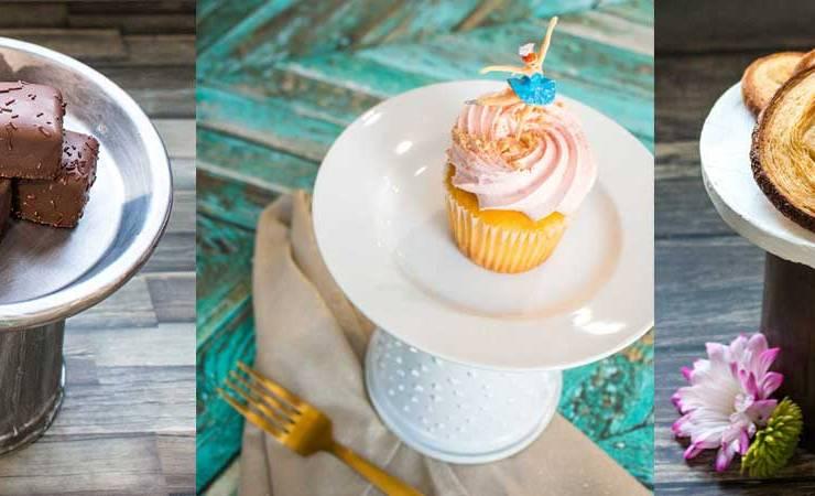 Yogurt Tub Craft – 3 DIY Cake Plate Ideas