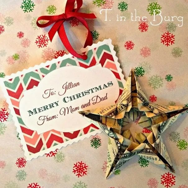 120-Creative-Ways-To-Give-Gift-Cards-And-Money-Smart-Fun-DIY #giftcardsideas#christmasideas
