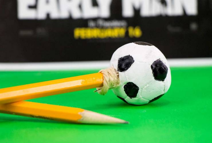 Clay Pencil Topper – Soccer Craft Idea for Kids