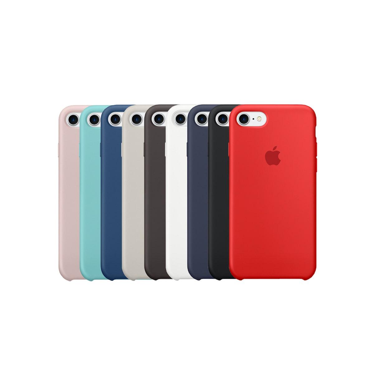 Apple iPhone 7/8 custodia in silicone (Nuovo)